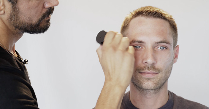 Männer Make-up Video