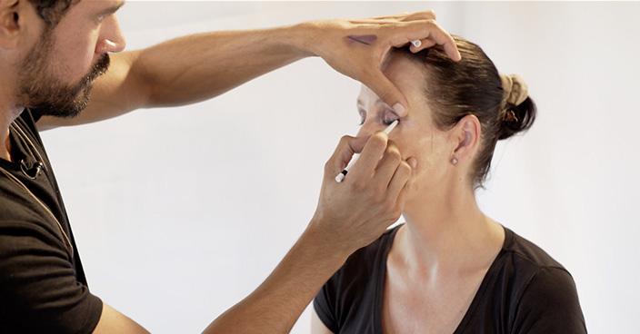 Make-up Basics Video